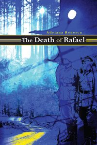 Adriana Renescu - The Death of Rafael book cover