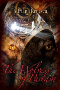 The Wolves of Pavlava by Adriana Renescu (cover)